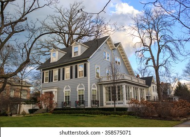 Classic house in Evanston, IL