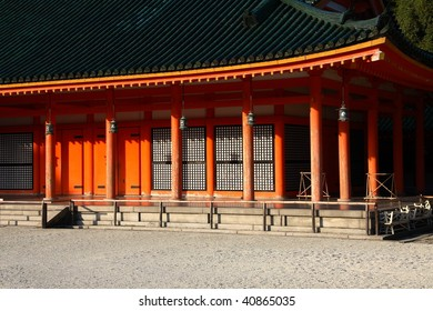 Classic japanese architecture (Kyoto)