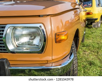 classic Oldtimer East Germany