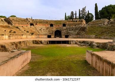 Classic Roman Amphitheater