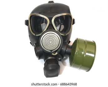 classic russian army gas mask