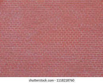 classic. straith red brick wall of the Kremlin, Moscow