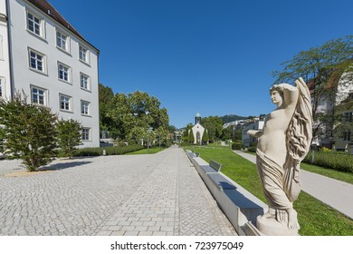 Classic streets of Baden-Baden