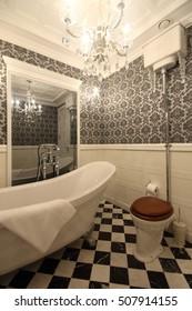 Classic Style Bathroom Decoration