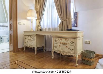 Classic style room interior