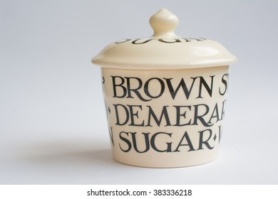 Classic Suger Bowl Front View