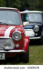 Classic Two Cars Mini Cooper
