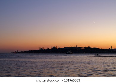 A Classic View from Istanbul