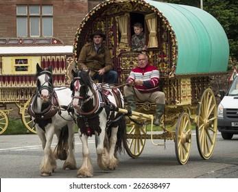 Gypsy Caravan Images Stock Photos Amp Vectors Shutterstock