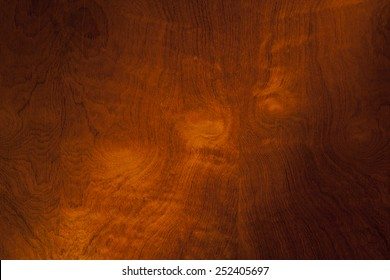 Classic Wood Texture Background. Top View of Wooden Surface. Copy Space for Text or image.
