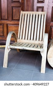 classic wooden room chair