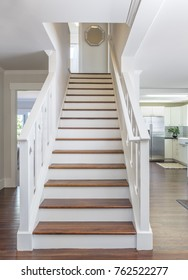 Classic Wooden staircase