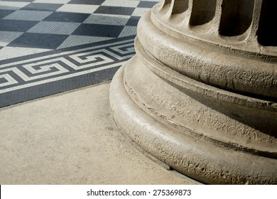 Classical Ancient Rome Architectural Detail