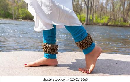 Classical kathak Dance