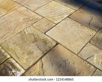 Classical simple handmade design gray street outdoors ceramic tiles floor