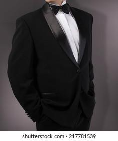 Classical Tuxedo.Fashion