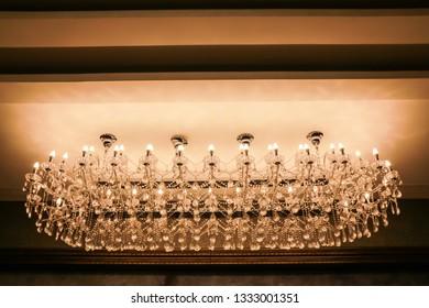 Classics and vintage lighting decoration