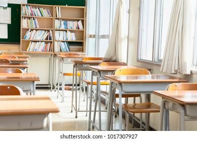 Classroom of Japan