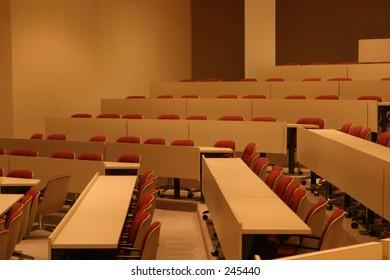 Classroom one