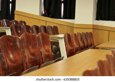 Classroom seat