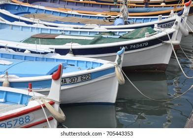 Classy French Skiffs in Marseilles