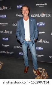 """Claude Foisy attends 19th Annual Horror Film Festival - Screamfest - """"Rabid"""" Los Angeles Premiere - Arrivals at TCL Chinese Theatre, Hollywood, CA on October 16, 2019"""