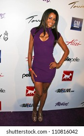 Claudia Jordan at Celebrity Catwalk for Charity. The Highlands Nightclub, Hollywood, CA. 08-16-07