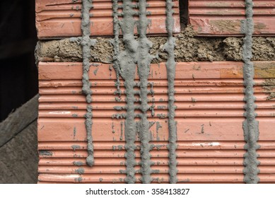 clay brick construction