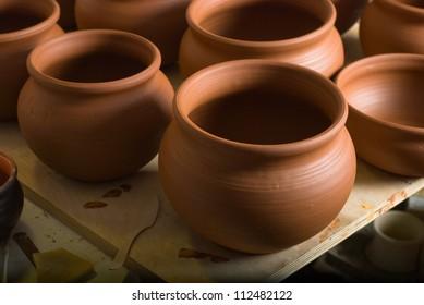clay pottery ceramics