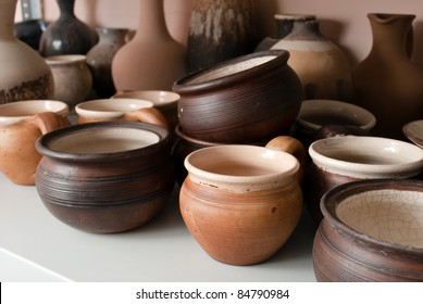 clay pottery ceramics