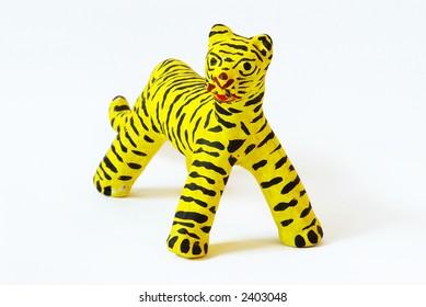 Clay Tiger Oaxaca