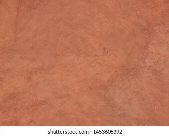 Clay wall texture and background from clay house.The house walls are made from clay.