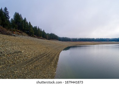 Cle Elum lake in Roslyn, Washington