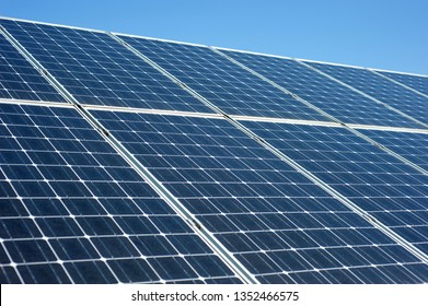 clean energy photovoltaic panels