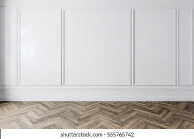 Clean interior background