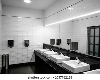 Public Bathroom Images Stock Photos Amp Vectors Shutterstock