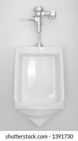 Clean Urinal