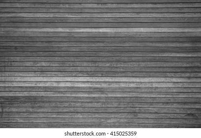 Clean vintage planked wood.