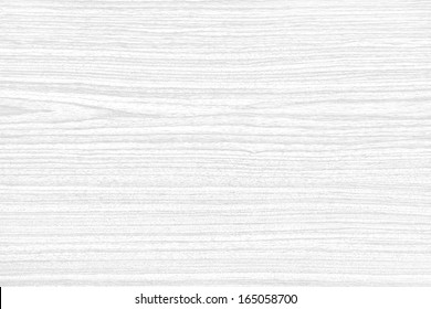Clean wooden white table texture