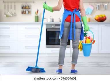 House Cleaning Images, Stock Photos & Vectors | Shutterstock