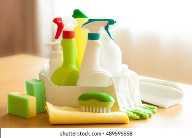 bathroom supplies. Cleaning Items Household Spray Brush Sponge Glove Bathroom Supplies Images  Stock Photos Vectors Shutterstock