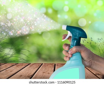 cleaning and scent products