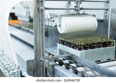 cleaning vial glasses industry medical