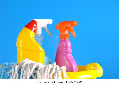 Cleaning, washing concept