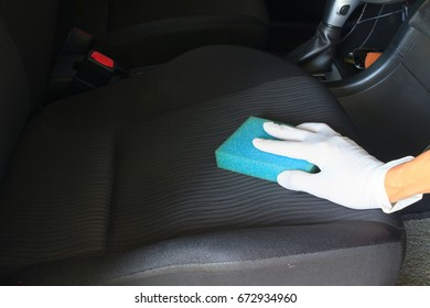 Cleaning and Waxing car interiors