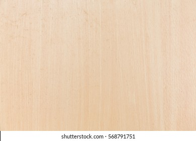 Clear beech wood texture on white light natural color wall table top view background concept for veneer plywood door, plain wooden tile, simple grain teak floor pattern, old panel backdrop with tidy