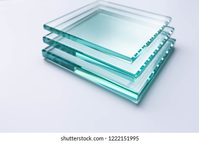 The clear glass its makes from factory. The thickness is difference can be use in many types.