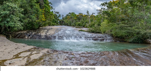clear river in colombia