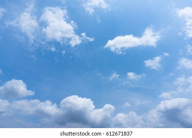 Clear Sky  Bright Day clouds background