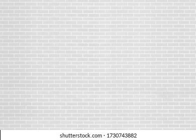 Clear or Soft Color of Brick Wall Surface as Background